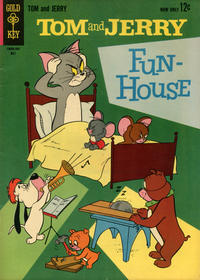 Cover Thumbnail for Tom and Jerry (Western, 1962 series) #215
