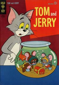 Cover Thumbnail for Tom and Jerry (Western, 1962 series) #217