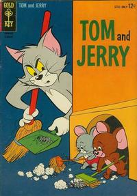 Cover Thumbnail for Tom and Jerry (Western, 1962 series) #218