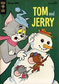 Cover Thumbnail for Tom and Jerry (Western, 1962 series) #219