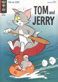 Cover Thumbnail for Tom and Jerry (Western, 1962 series) #221