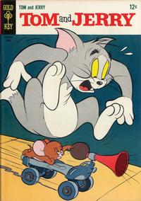 Cover Thumbnail for Tom and Jerry (Western, 1962 series) #229