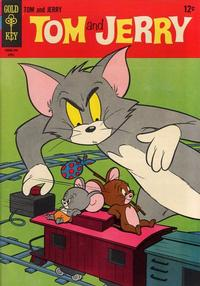 Cover Thumbnail for Tom and Jerry (Western, 1962 series) #235