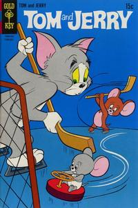 Cover Thumbnail for Tom and Jerry (Western, 1962 series) #249