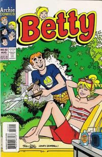 Cover Thumbnail for Betty (Archie, 1992 series) #52