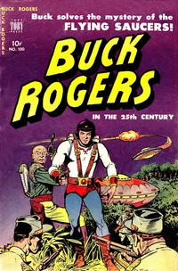 Cover Thumbnail for Buck Rogers (Toby, 1951 series) #100 [7]