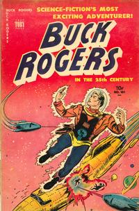 Cover Thumbnail for Buck Rogers (Toby, 1951 series) #101 [8]