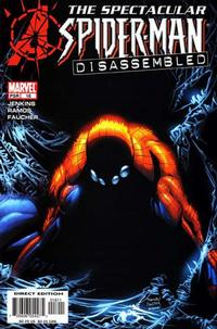 Cover Thumbnail for Spectacular Spider-Man (Marvel, 2003 series) #18