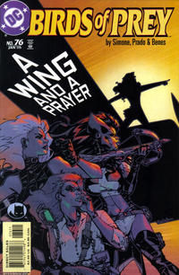 Cover Thumbnail for Birds of Prey (DC, 1999 series) #76