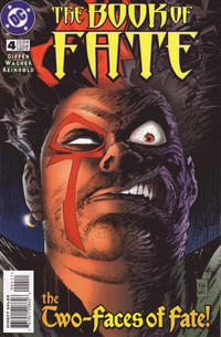Cover Thumbnail for The Book of Fate (DC, 1997 series) #4