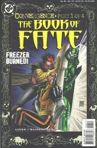 Cover Thumbnail for The Book of Fate (DC, 1997 series) #6