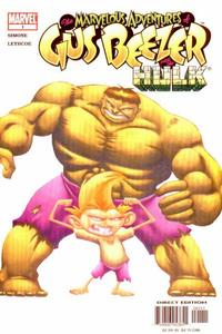 Cover Thumbnail for Marvelous Adventures of Gus Beezer: Hulk (Marvel, 2003 series) #1