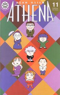 Cover Thumbnail for Athena (A.M.Works, 1995 series) #11