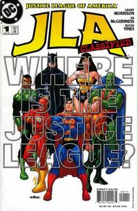 Cover Thumbnail for JLA: Classified (DC, 2005 series) #1 [Heroes Cover]