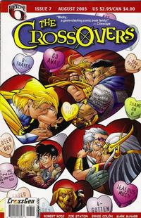 Cover Thumbnail for The Crossovers (CrossGen, 2003 series) #7