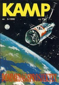 Cover Thumbnail for Kamp-serien (Serieforlaget / Se-Bladene / Stabenfeldt, 1964 series) #6/1990