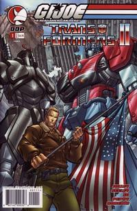Cover Thumbnail for G.I. Joe vs. The Transformers Comic Book (Devil's Due Publishing, 2004 series) #1