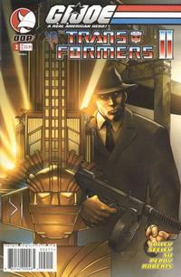 Cover Thumbnail for G.I. Joe vs. The Transformers Comic Book (Devil's Due Publishing, 2004 series) #2