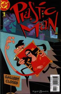 Cover Thumbnail for Plastic Man (DC, 2004 series) #1
