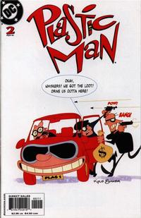 Cover Thumbnail for Plastic Man (DC, 2004 series) #2