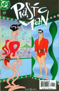 Cover Thumbnail for Plastic Man (DC, 2004 series) #8