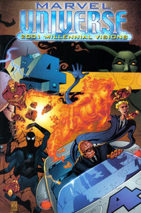 Cover Thumbnail for Marvel Universe: Millennial Visions (Marvel, 2002 series) #1