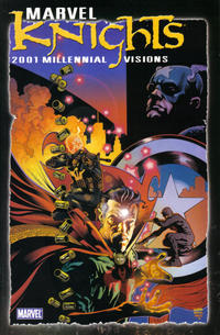Cover Thumbnail for Marvel Knights: Millennial Visions (Marvel, 2002 series) #1
