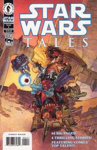 Cover Thumbnail for Star Wars Tales (Dark Horse, 1999 series) #4