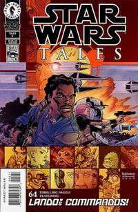 Cover Thumbnail for Star Wars Tales (Dark Horse, 1999 series) #5 [Cover A]