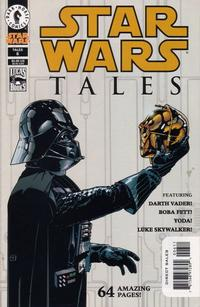 Cover Thumbnail for Star Wars Tales (Dark Horse, 1999 series) #6 [Cover A]