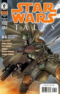 Cover Thumbnail for Star Wars Tales (Dark Horse, 1999 series) #7 [Cover A]