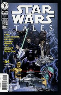 Cover Thumbnail for Star Wars Tales (Dark Horse, 1999 series) #8 [Cover A]