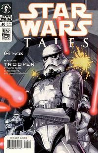 Cover Thumbnail for Star Wars Tales (Dark Horse, 1999 series) #10 [Cover A]