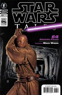 Cover Thumbnail for Star Wars Tales (Dark Horse, 1999 series) #13 [Cover A]
