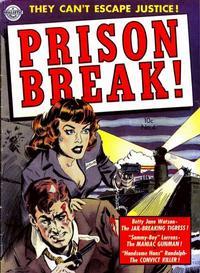 Cover Thumbnail for Prison Break! (Avon, 1951 series) #4