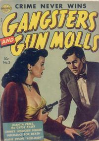 Cover Thumbnail for Gangsters and Gunmolls (Avon, 1951 series) #3