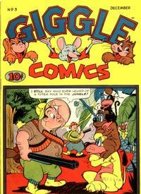 Cover Thumbnail for Giggle Comics (American Comics Group, 1943 series) #3