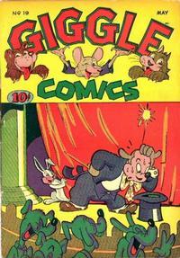 Cover Thumbnail for Giggle Comics (American Comics Group, 1943 series) #19
