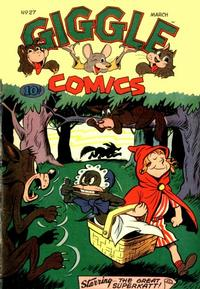 Cover Thumbnail for Giggle Comics (American Comics Group, 1943 series) #27
