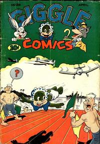 Cover Thumbnail for Giggle Comics (American Comics Group, 1943 series) #28
