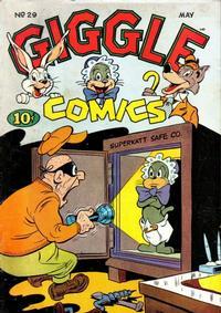 Cover Thumbnail for Giggle Comics (American Comics Group, 1943 series) #29