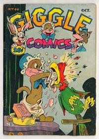 Cover for Giggle Comics (American Comics Group, 1943 series) #46