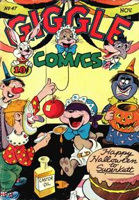 Cover Thumbnail for Giggle Comics (American Comics Group, 1943 series) #47