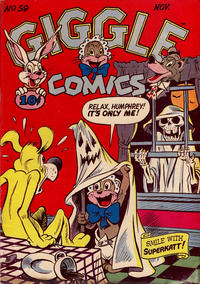 Cover Thumbnail for Giggle Comics (American Comics Group, 1943 series) #59
