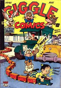 Cover Thumbnail for Giggle Comics (American Comics Group, 1943 series) #65