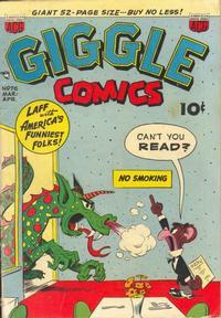 Cover Thumbnail for Giggle Comics (American Comics Group, 1943 series) #76