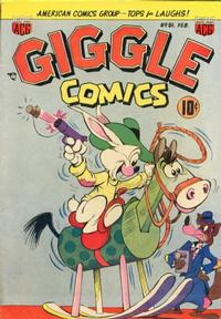Cover Thumbnail for Giggle Comics (American Comics Group, 1943 series) #81