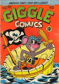 Cover Thumbnail for Giggle Comics (American Comics Group, 1943 series) #82