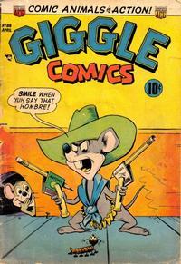 Cover Thumbnail for Giggle Comics (American Comics Group, 1943 series) #88