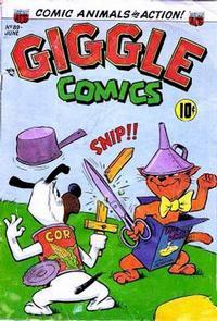 Cover Thumbnail for Giggle Comics (American Comics Group, 1943 series) #89